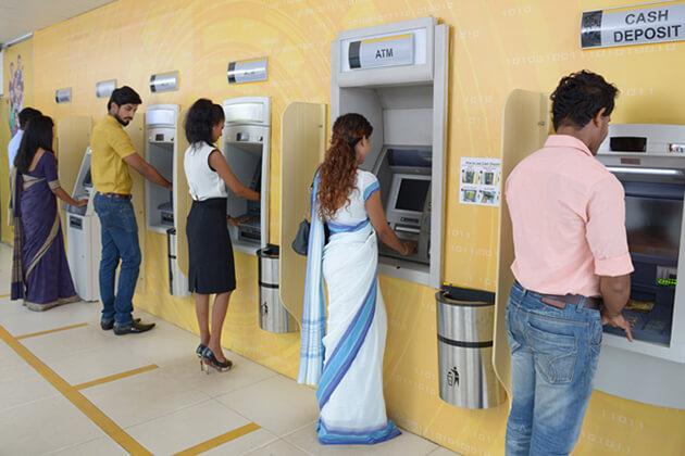 ATM in sri lanka