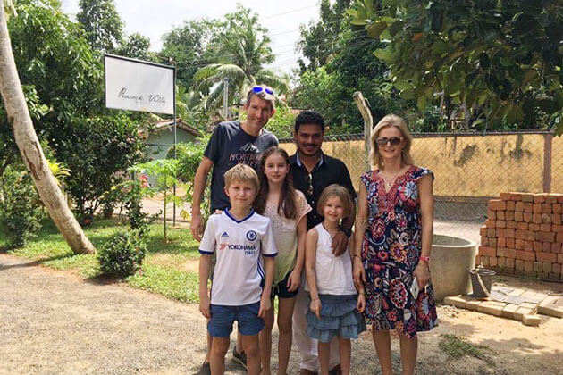 Amazing Family Trip to Sri Lanka – 4 Days