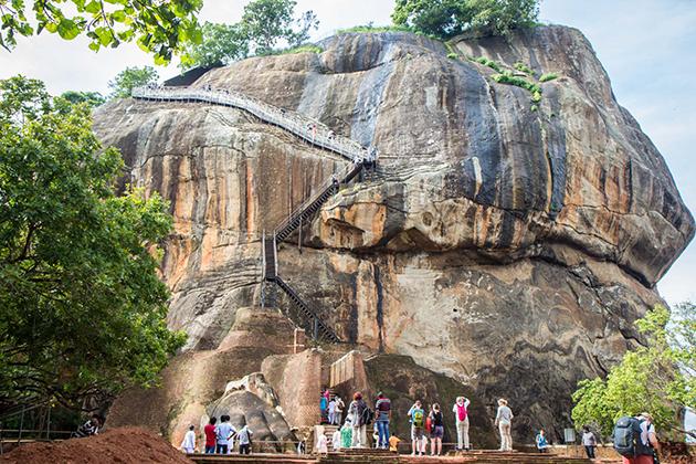 Ancient City of Sigiriya - Sri Lanka Cultural World Heritage