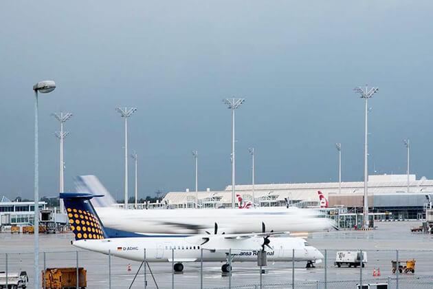 Anuradhapura Airport - airlines in sri lanka