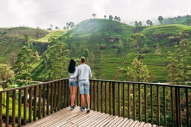 Central Highland - sri lanka honeymoon tour packages