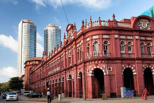 Colombo - The Colonial Capital of Sri Lanka