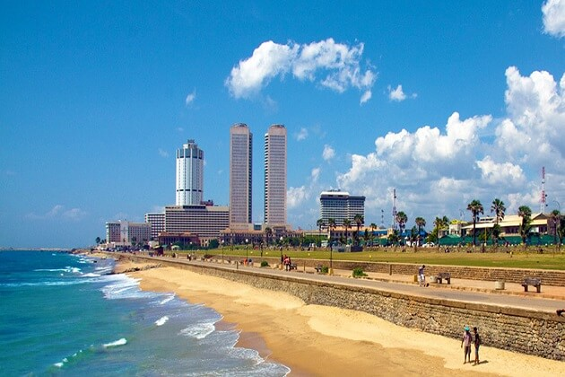 Colombo - The Cosmopolitan Mix of Sri Lanka