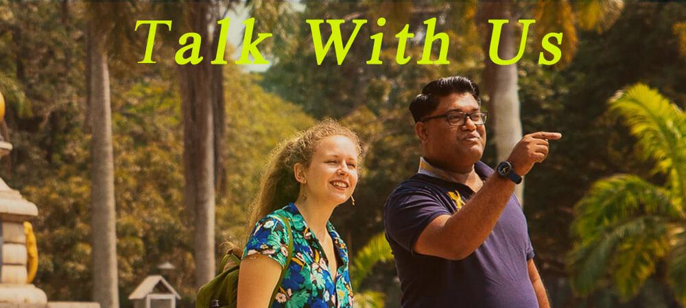 Contact Us - Sri Lanka Tours