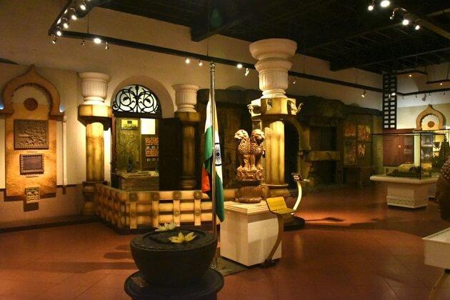 Dalada Maligawa Museum - attractions in kandy