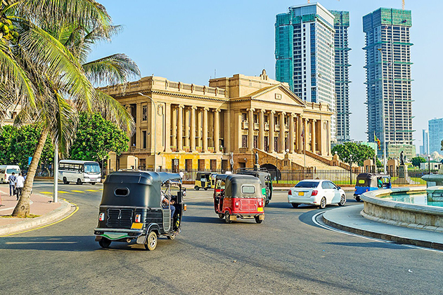 Discover Colombo City