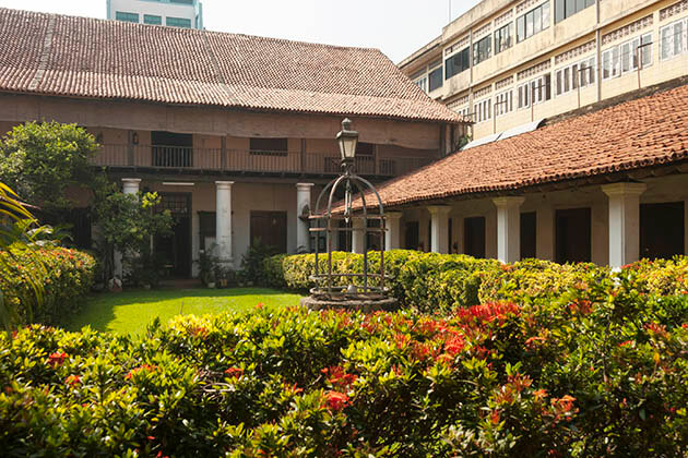 Dutch Period Museum - best places to visit at sri lanka