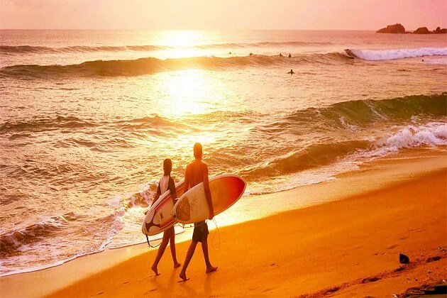Enchanting Beach's Ambiance of Sri Lanka sri lanka beach tours