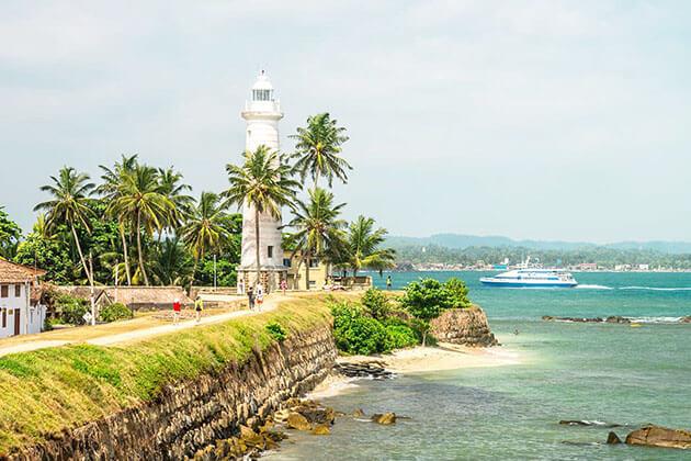 Galle Dutch Fort - adventure tour in sri lanka