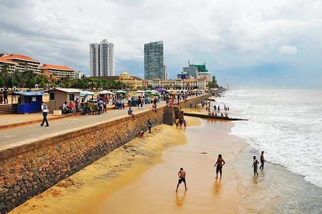 Galle Face Green - The Very Heart of Colombo