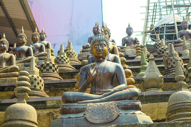 Gangaramaya Temple - Colombo Attractions
