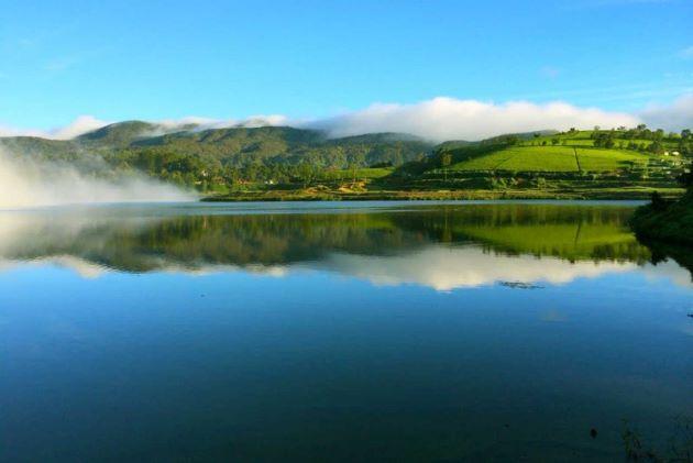 Gregory Lake nuwara eliya places to visit