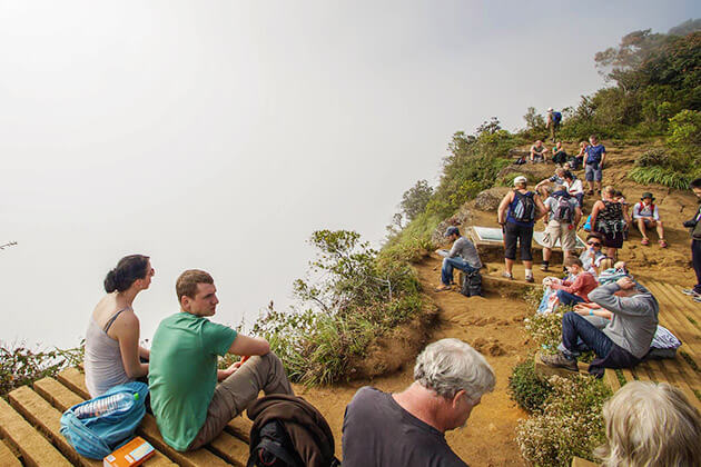 Horton Plains Trek - sri lanka 2 week holiday