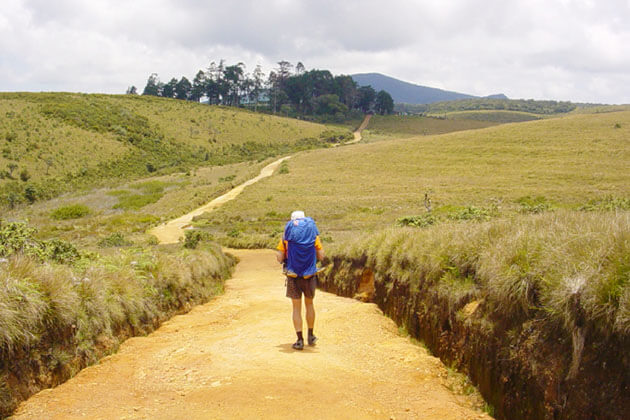 Horton Plains - best sri lanka beach tours