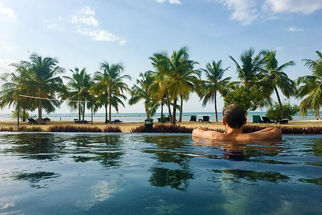Kalkudah - sri lanka luxury tour itinerary