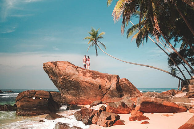 Koggala Beach - best beach holidays in sri lanka