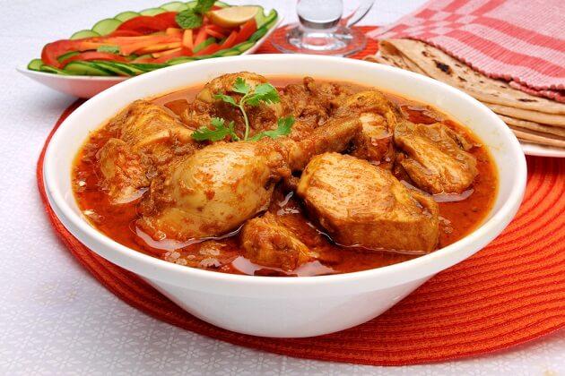 Kukul Mas Curry - sri lanka food must eat