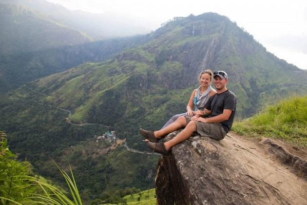 Little adam peak - sri lanka adventure tour packages