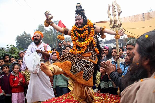 Maha Shivarathri - Festival of Shiva in Sri Lanka