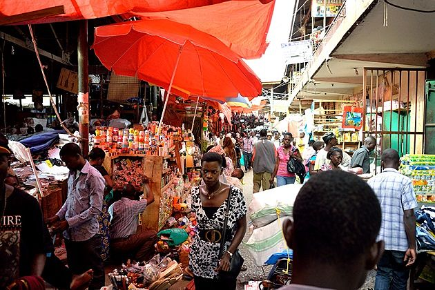 Market on Wednesday - things to do in ella