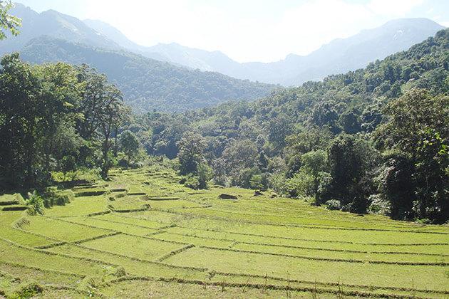 Meemure village