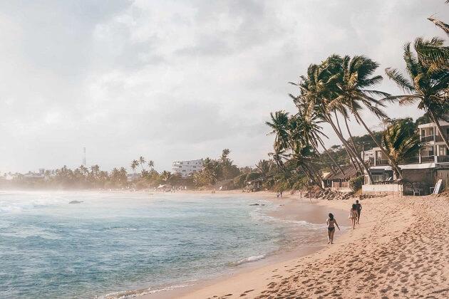 Mirissa Beach - best places to visit in sri lanka