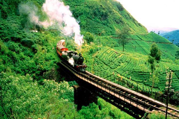 Nanu Oya railway