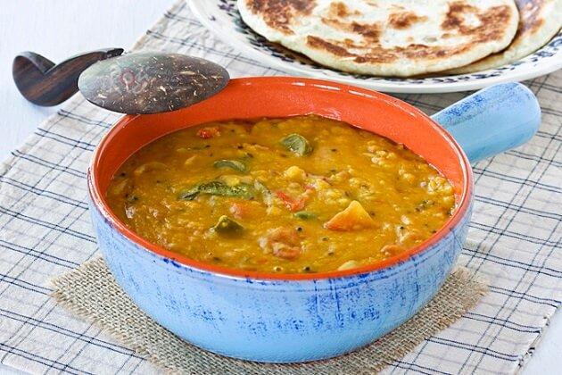 Parippu - sri lanka food to eat