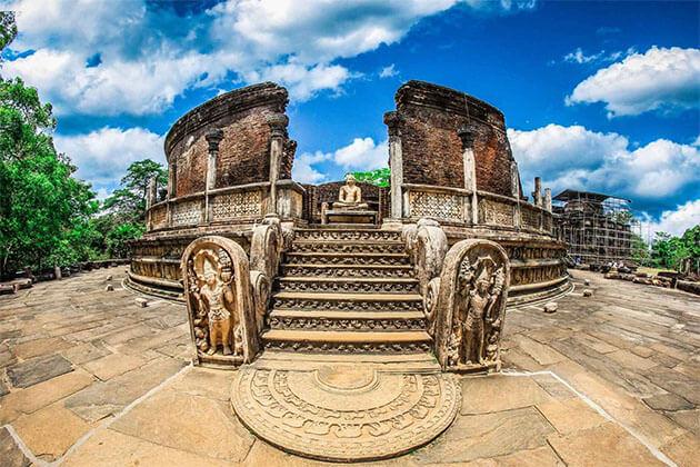 Polonnaruwa Sri Lanka Cultural Triangle