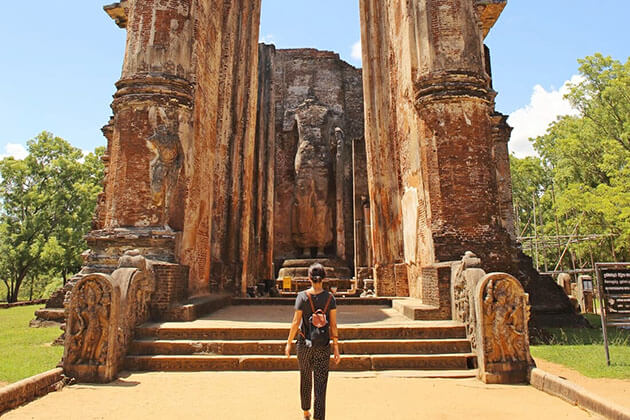 Polonnaruwa - beach tour packages sri lanka