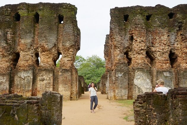 Polonnaruwa - sri lanka sightseeing vacation