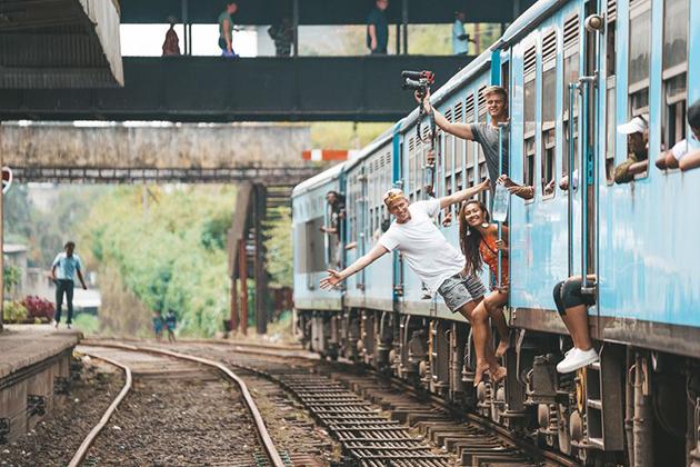 Ride the Kandy to Ella train in Sri Lanka