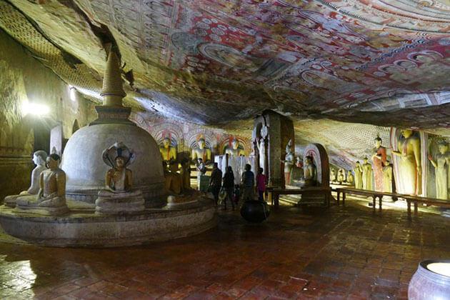 Rock Cave Temple