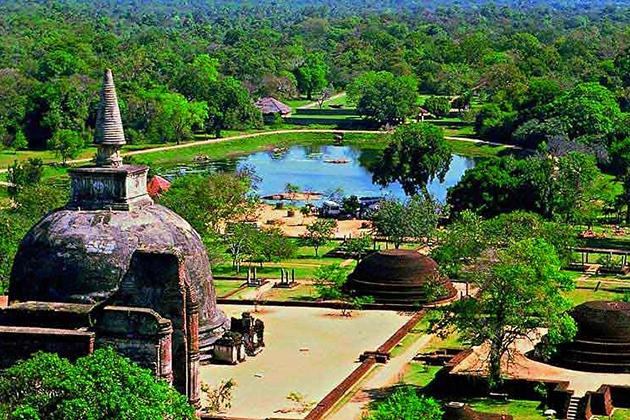 Sacred City of Anuradhapura - Sri Lanka Cultural World Heritage