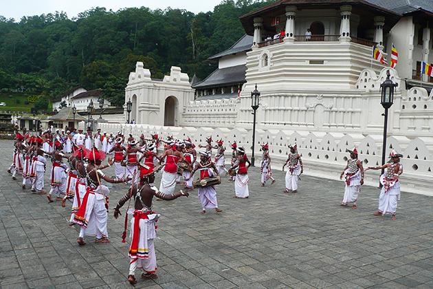 Sacred City of Kandy - Sri Lanka Cultural World Heritage