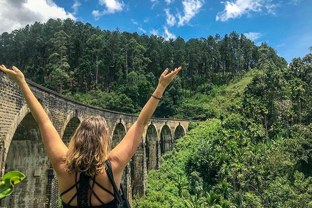 Sensational Sri Lanka Adventure Tour – 14 Days