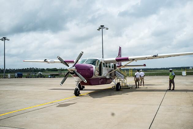Sigiriya Airport - airports in sri lanka