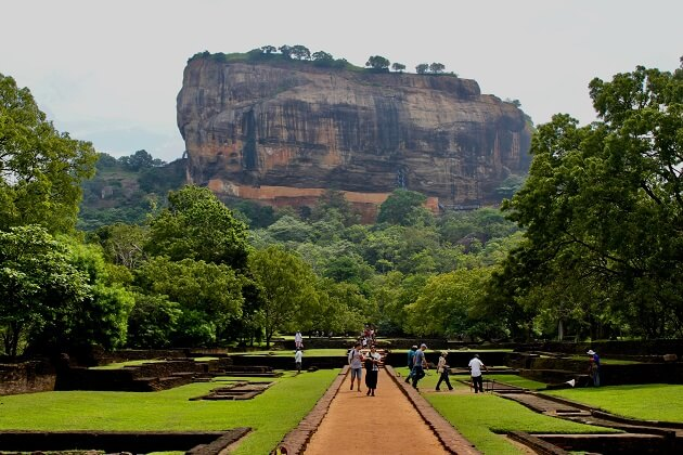 Sigiriya - best sri lanka sightseeing tour packages