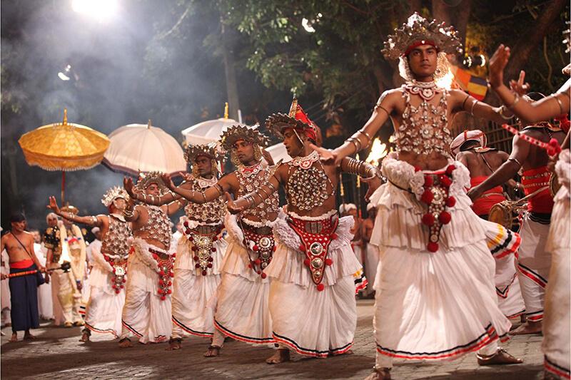 Sri Lanka Traditional Festivals