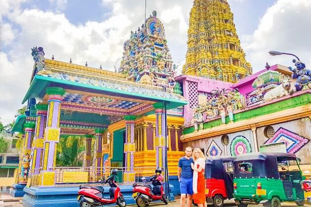 Sri Muthumariamman Hindu Temple