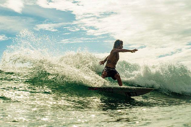 Surfing - best sri lanka adventure tours