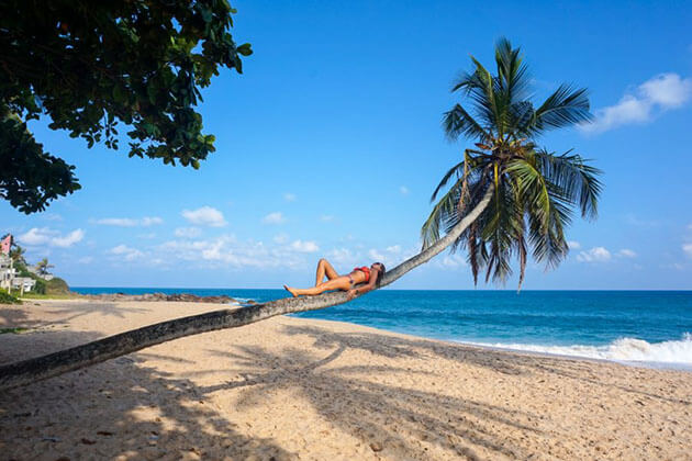 Tangalle Beach - best sri lanka beach holidays