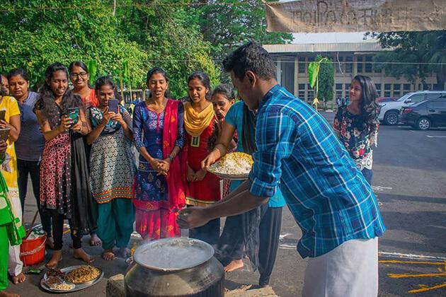 Thai Pongal Festival in Sri Lanka