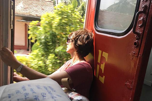 Train to Kandy
