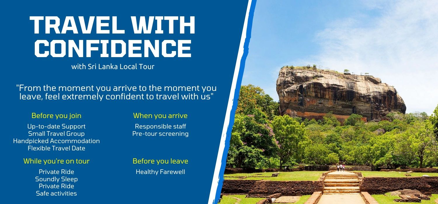 Travel sri lanka vacation packages with extreme confidence