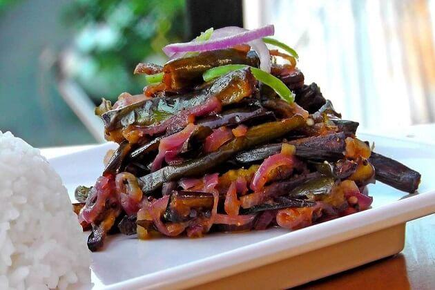 Wambatumoju sri lanka - best food in Sri lanka