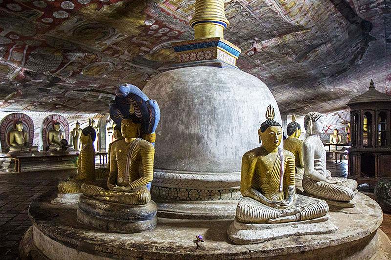 World Heritage Sites in Sri Lanka