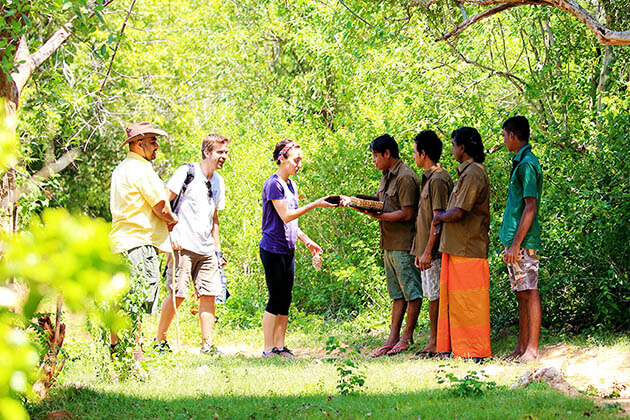 Yala National Park - sri lanka family holiday packages