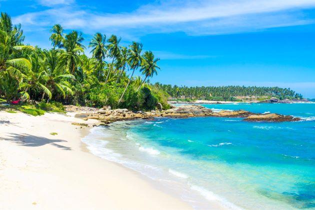 best beaches in Sri Lanka tours