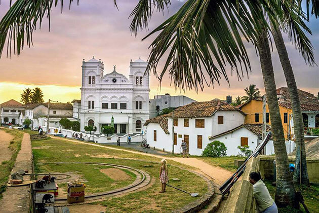best things to do in galle fort